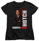 Womens: Criminal Minds - Hotch T-Shirt