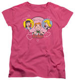 Womens: Archie Comics - Two Is Better T-shirts