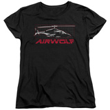 Womens: Airwolf - Grid Shirt