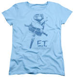 Womens: E.T. - Bike Shirts