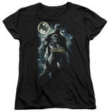 Womens: Batman - The Knight T-shirts