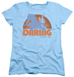 Womens: Dragon's Lair - Daring T-shirts