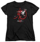 Womens: Bruce Lee - High Flying T-shirts