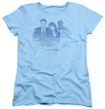 Womens: 30 Rock - Words Shirt