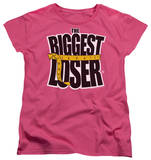 Womens: Biggest Loser - Logo T-shirts