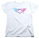 Womens: Dark Knight Rises - Spray Cat T-shirts