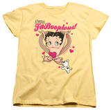 Womens: Betty Boop - Fabooplous! T-Shirts