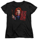 Womens: Childs Play 3 - Good Guy T-shirts