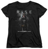 Womens: Dark Knight Rises - Catwoman Rise T-Shirt