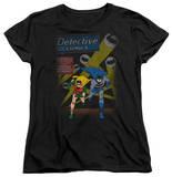 Womens: Batman - Dynamic Duo T-shirts