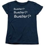 Womens: Ferris Bueller's Day Off - Bueller T-Shirt