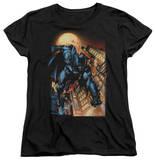 Womens: Batman - The Dark Knight No.1 T-Shirt