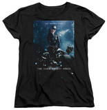 Womens: Dark Knight Rises - Catwoman Poster T-shirts