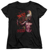 Womens: 300 - Prepare For Glory T-shirts