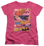 Womens: DC Comics - Three Of A Kind T-Shirt