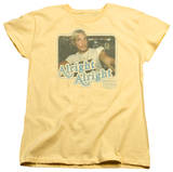 Womens: Dazed And Confused - Alright Alright T-shirts