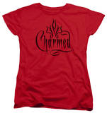 Womens: Charmed - Charmed Logo T-Shirt