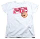 Womens: American Pie - Pie Logo T-shirts