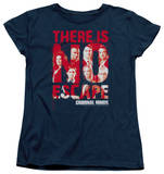 Womens: Criminal Minds - No Escape T-shirts