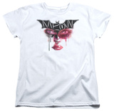 Womens: Dark Knight Rises - Meow T-shirts