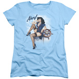 Womens: Bettie Page - Ahoy Shirts