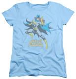 Womens: Batgirl - See Ya T-shirts