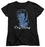 Womens: Cry Baby - King Cry Baby T-Shirt