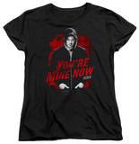 Womens: Dexter - Dark Passenger T-Shirt