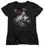Womens: Bruce Lee - The Dragon Shirts