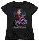 Womens: Betty Boop - City Chopper T-Shirt
