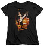Womens: Elvira - Protect Your Pumpkins T-Shirt