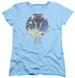 Womens: E.T. - Phone Home Shirts
