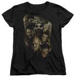 Womens: Grimm - Wesen T-shirts