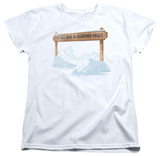 Womens: Its A Wonderful Life - Bedford Falls T-shirts