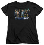 Womens: CSI NY - Cast T-Shirt