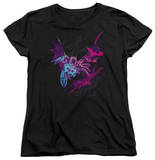Womens: Dark Knight Rises - Batarang T-Shirt