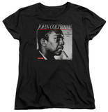 Womens: John Coltrane - Smoke Breaks Shirt