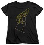 Womens: Johnny Bravo - Bravo Hair Shirts