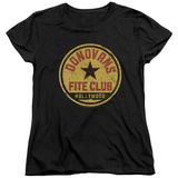 Womens: Ray Donovan - Fite Club T-Shirt