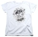 Womens: Dark Knight Rises - Penciled Knight T-Shirt