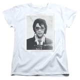 Womens: Elvis Presley - Framed T-Shirt