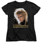 Womens: Labyrinth - Jareth T-shirts