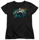 Womens: Grimm - Storytime Is Over T-Shirt