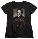 Womens: James Dean - Sepia Dean T-Shirt