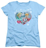 Womens: I Love Lucy - The Best Present T-shirts