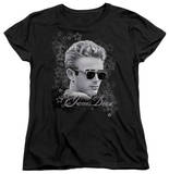 Womens: James Dean - Movie Star T-Shirt