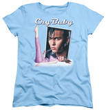Womens: Cry Baby - Title T-Shirt