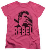 Womens: James Dean - Rebel Rebel Shirts