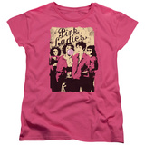 Womens: Grease - Pink Ladies T-Shirt