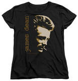 Womens: James Dean - Smoke Shirts